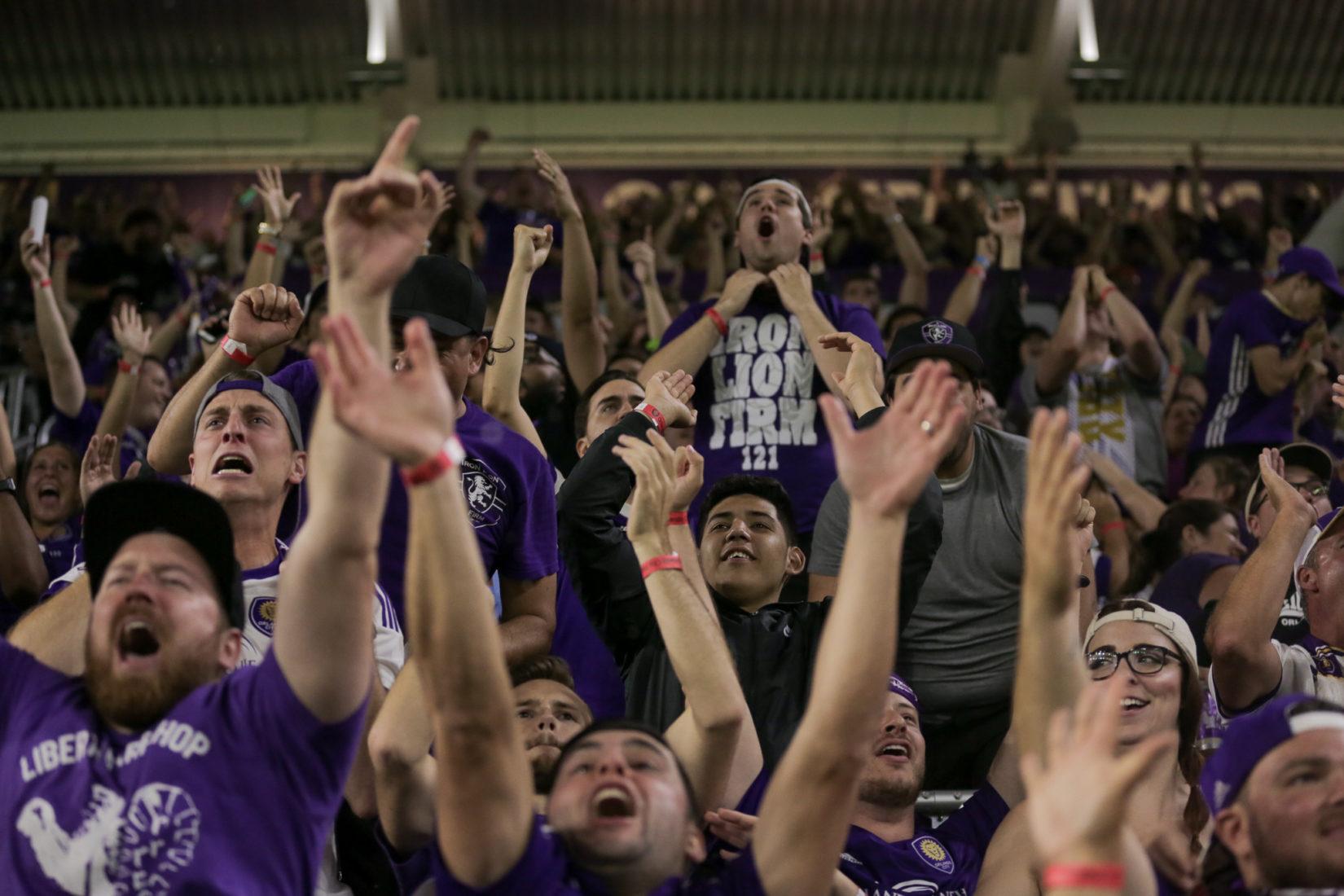 Orlando City Soccer Club Fans