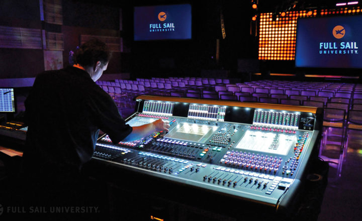 Full Sail sound engineer 2