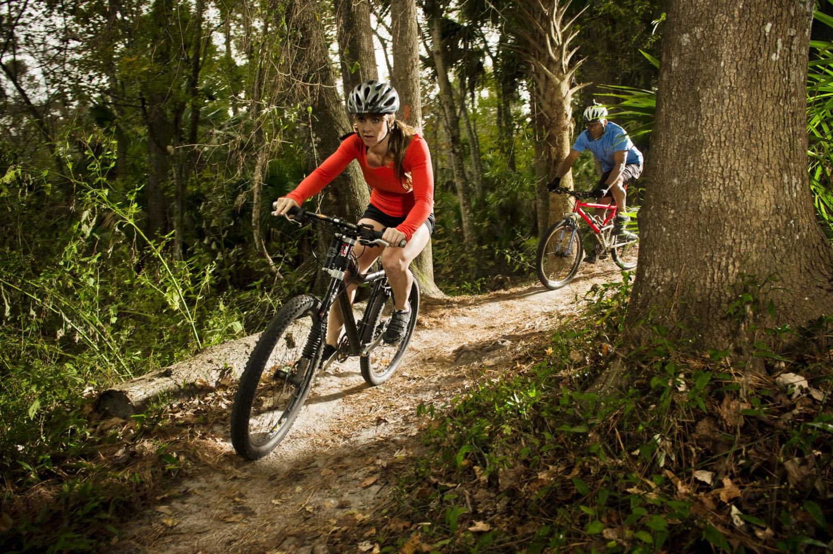 Orlando mountain biking