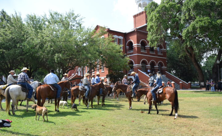 Osceola County rodeo