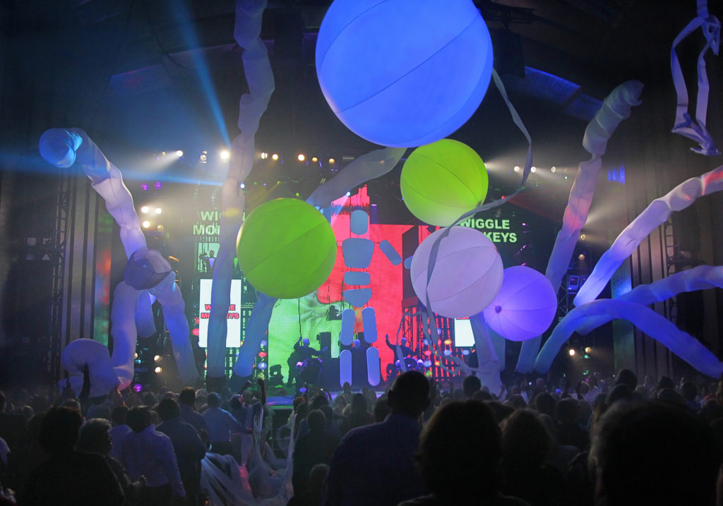 Universal Orlando's Blue Man Group