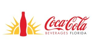 CocaCola beverages Fl Logo