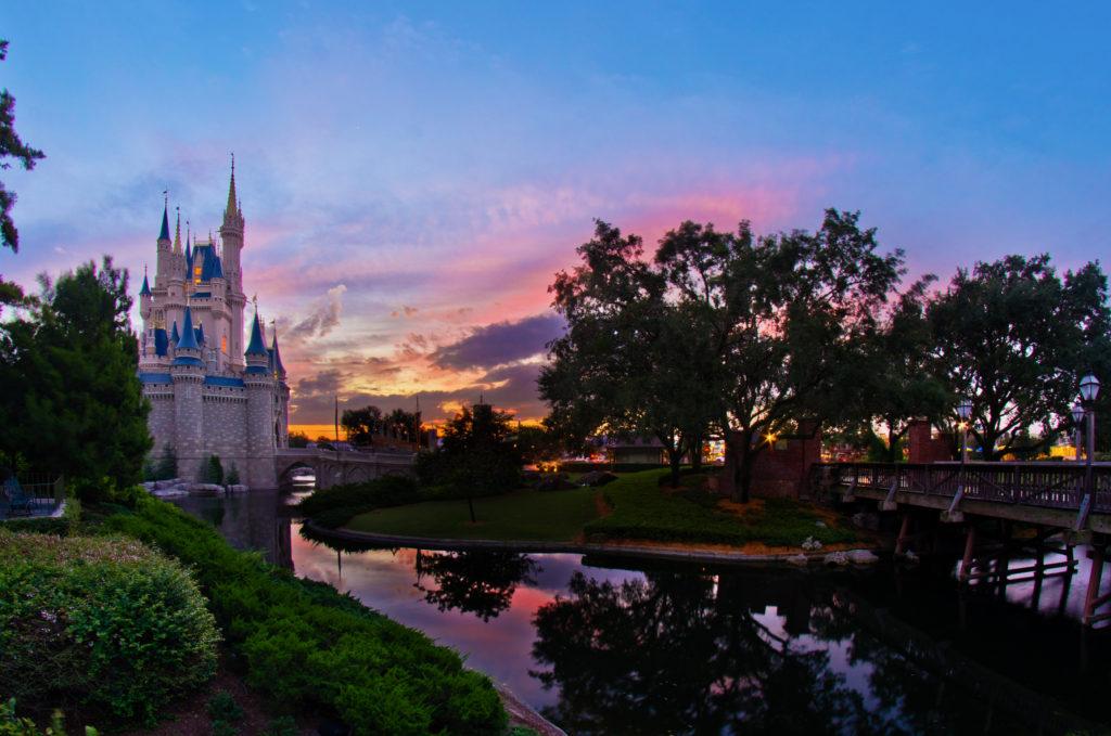 Walt Disney World Resort Cinderella Castle