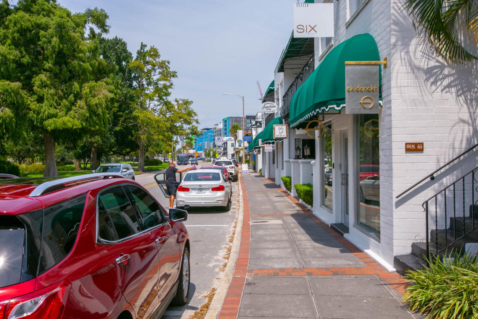Ivanhoe Village Orlando Neighborhood