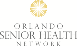 Orlando senior health network logo