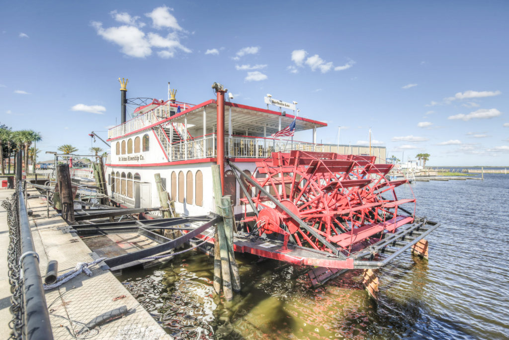 Historic Sanford Riverboat