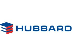 Hubbard construction logo